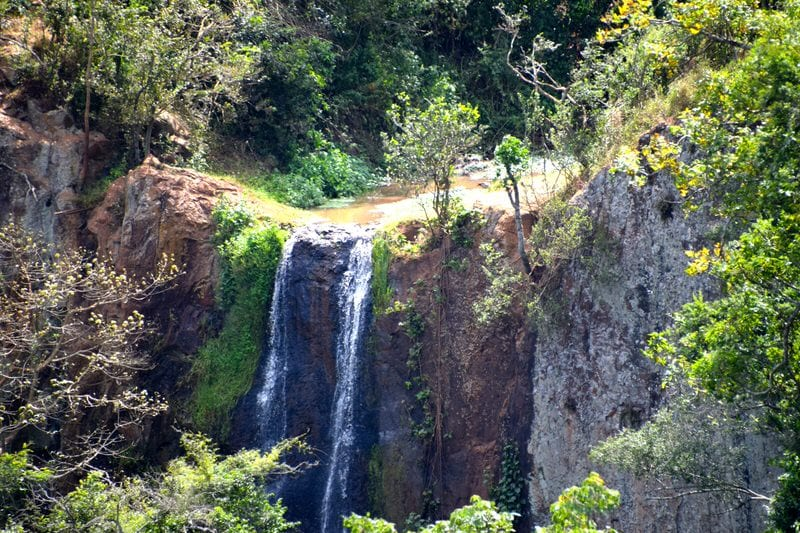 elephant caves waterfalls