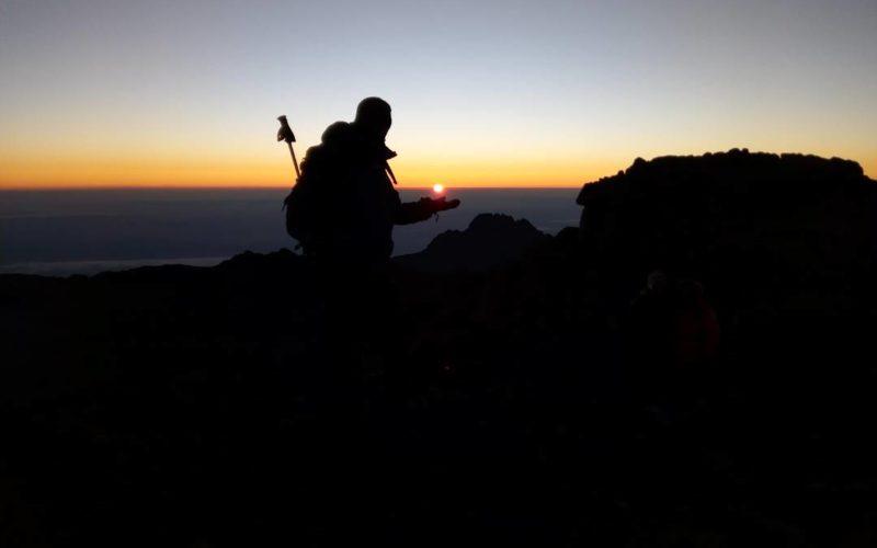 Voorbereiding Kilimanjaro