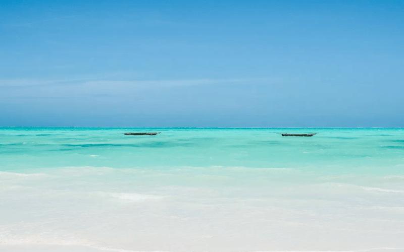 Jambiani strand