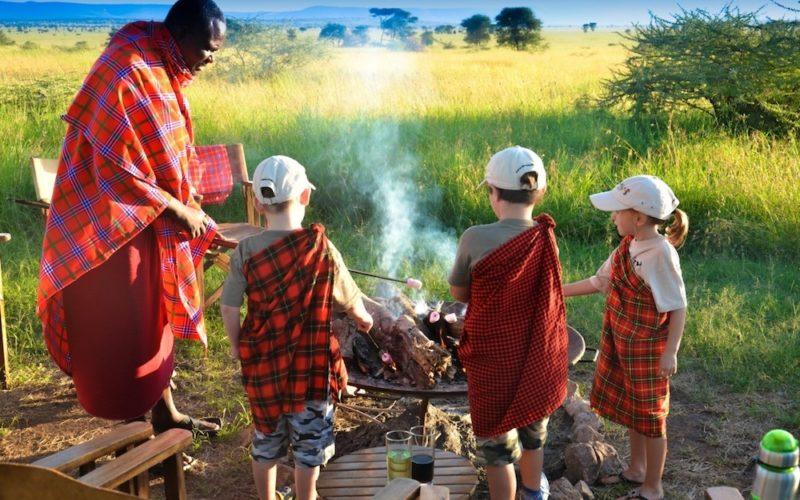 kind op safari Tanzania Specialist