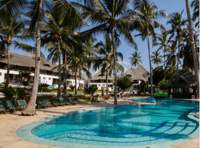 Paradise Beach Resort Zanzibar