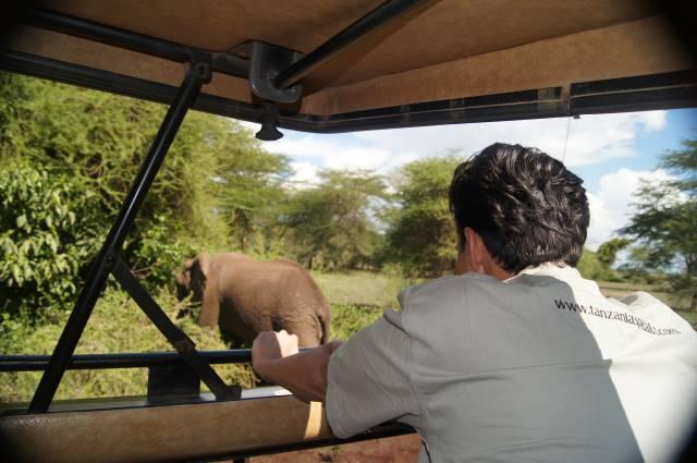 Op avontuur in Ruaha Tanzania
