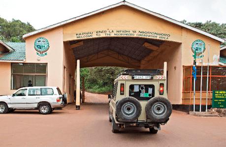 Ngorognroro Gate Tanzania Specialist
